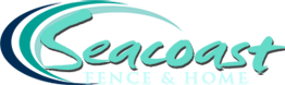 Seacoast Fence Co. Jacksonville FL – FREE Estimates logo