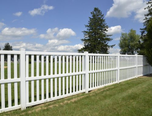 Upgrade your home with new residential fencing